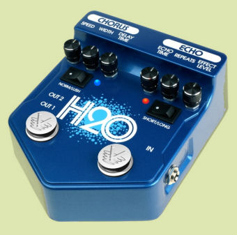 Visual Sound H2o : visual sound h2o liquid chorus echo pedal v2 guitars pedals amps effects ~ Russianpoet.info Haus und Dekorationen