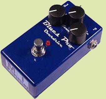 mi audio blues pro overdrive pedal guitars pedals amps effects. Black Bedroom Furniture Sets. Home Design Ideas